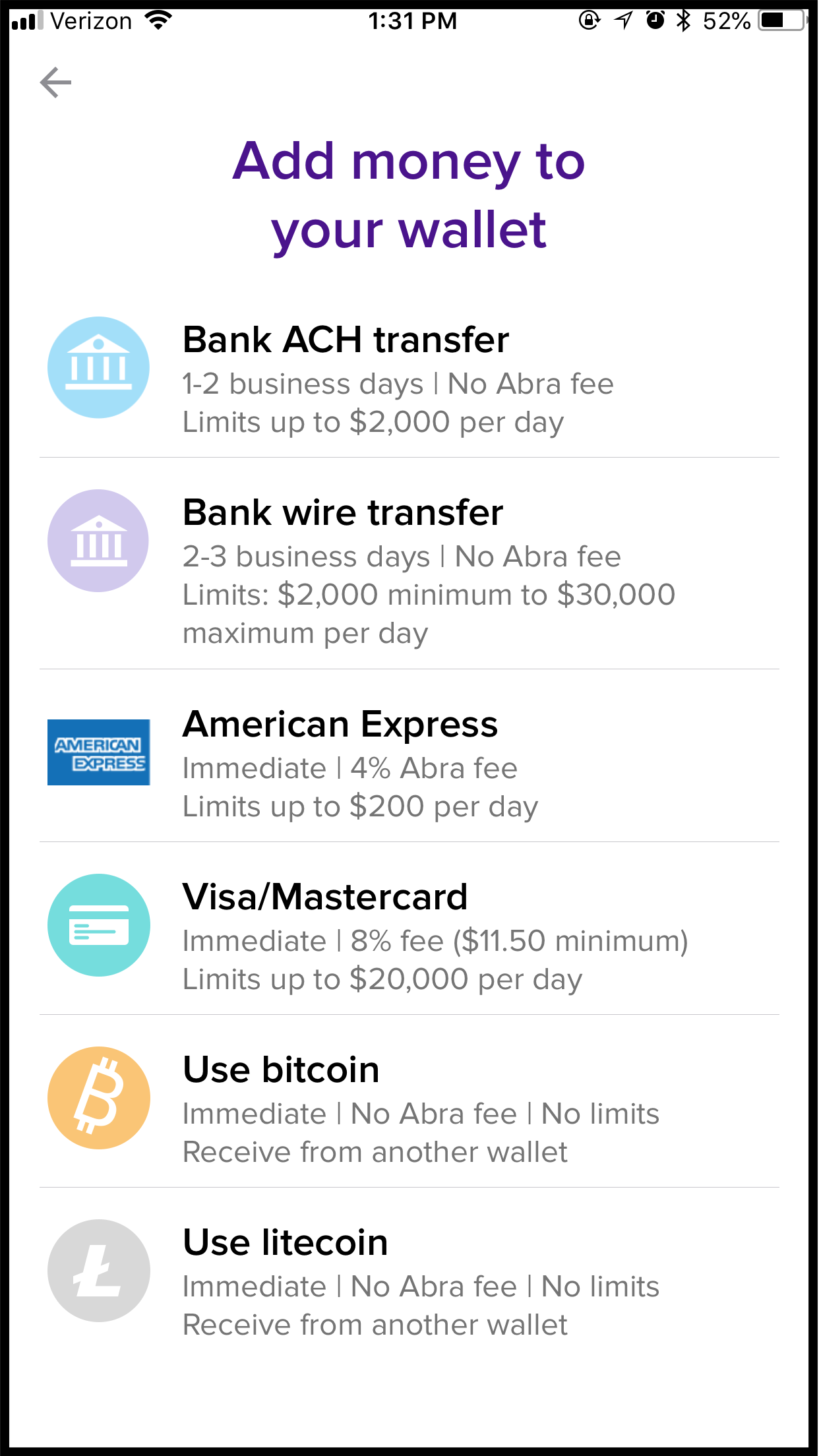 How can I apply for the Abra Wire Program? – Abra